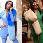 Mzansi Celebrities Are Classy And Fashionable But These Celebrities Make Them Look Like Babies