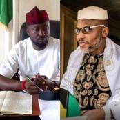 He Should Stop Insulting The Sensibilities Of Benue People, LG Chairman Warns Nnamdi Kanu