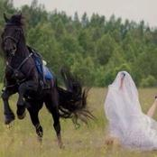 Wedding photos that went horribly wrong