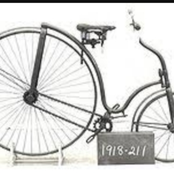 Photos: Various designs of bicycles