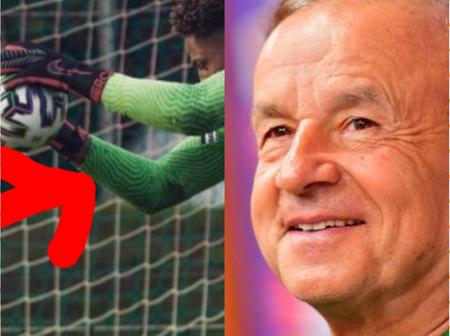 Opinion: How Gernot Rohr Masterstroke helped Nigeria move closer to Afcon 2022 qualification