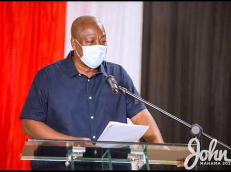 Former President Mahama disagrees with the ruling of Supreme Court. - Election Petition