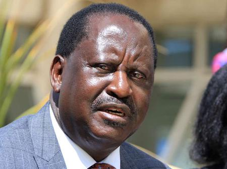 Raila's Fate In 2022 State House Race