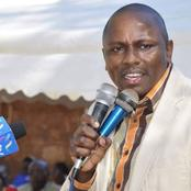 Kimani Ichung'wa Warns President Uhuru Against Taking Advice From These Two People