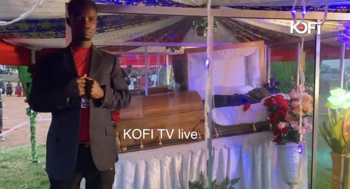 2841831bf04b65c47c3ebf4e360bdf68?quality=uhq&resize=720 - Sad: First Photos From Kofi B's Final Funeral Rite.
