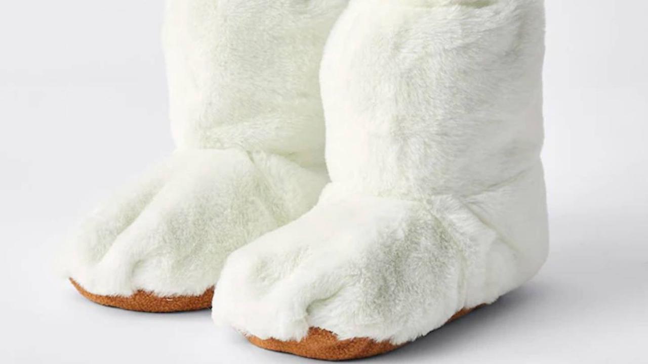 Target Is Selling $20 Microwavable Slippers Ahead Of Winter