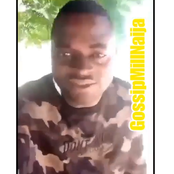 What This Fearless Nigerian Soldier Said May Land Him In A Bigger Trouble, Check Out What He Said