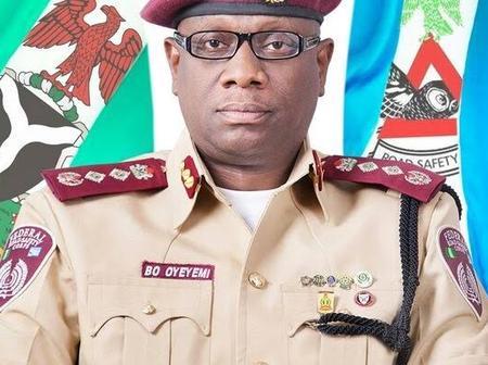 FRSC Corps Marshal Tasks Nigerians on Safety During Easter Celebrations