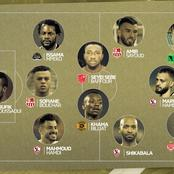 Chiefs star Billiart makes Caf Team of the week