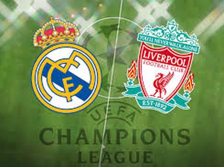 Real Madrid vs Liverpool Prediction & Match Preview