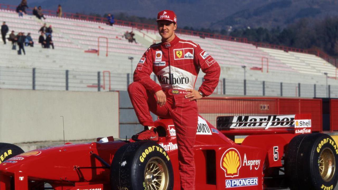 Mick Schumacher célèbre la sortie du documentaire Schumacher avec une photo inédite