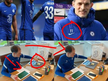 After Most Of His Players Left For National Duties, See What TT Was Spotted Doing That Got Reactions