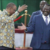'Handshake Over!' ODM Blogger Alai Tweets Barely A Day After Oburu Hinted At Raila Working With Ruto