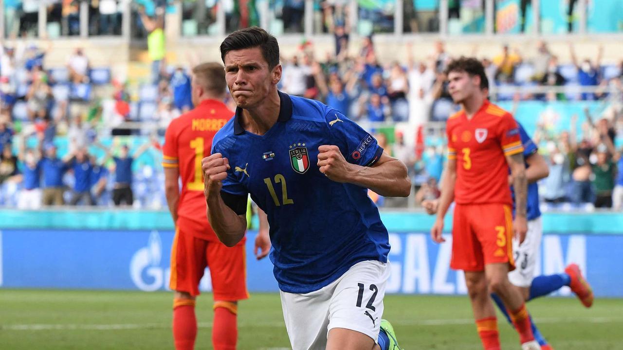 Italiens zweite Garde macht den Gruppensieg klar - auch Wales trotz Pleite im Achtelfinale