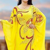 Exotic Ways To Slay In Your Khaftan Gown Styles With Designs