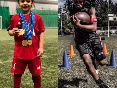 Meet The 4 Kids Who Could Become Incredible Football Stars In The Future