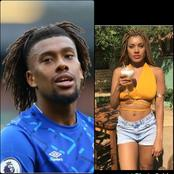 Meet The Beautiful Sister Of Alex Iwobi Who Graduated With A First Class. See photos