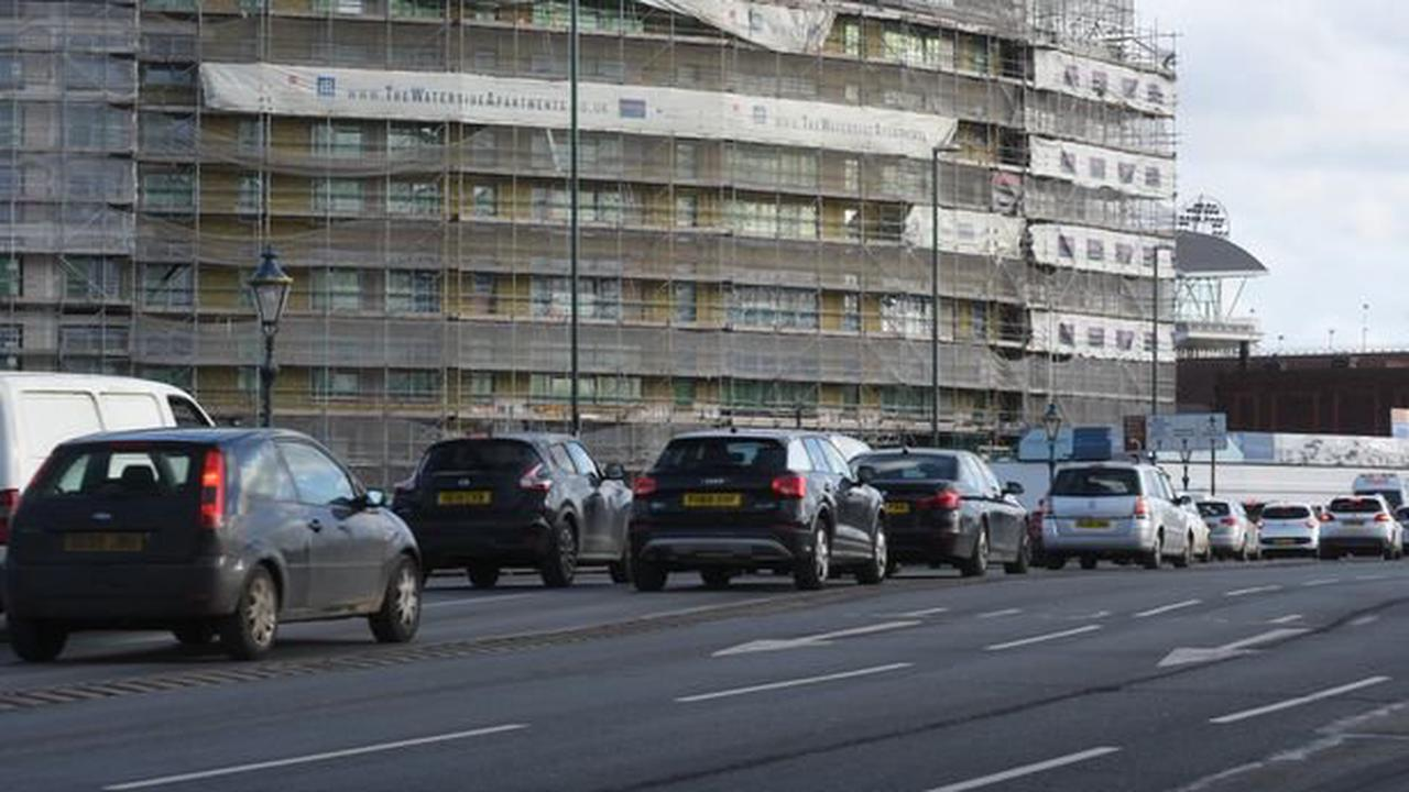 Plans to reduce air pollution on Trent Bridge and the A52