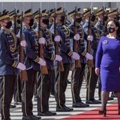 À 38 ans, elle devient présidente de la République du Kossovo