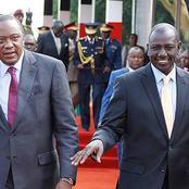 Details of President Uhuru Kenyatta's High Profile Ceremony on Wednesday (Photos)