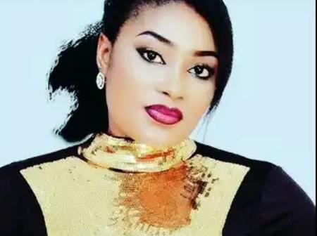 Beautiful Recent Pictures Of Hausa Film Actress Zainab Ishola.
