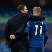 Checkout As Timo Werner Reveals Who To Blame For Frank Lampard's Dismissal