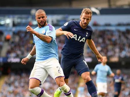 Tottenham Vs Man City: Big tie of the weekend