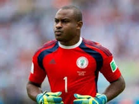 Do you still remember Nigeria's most capped player?