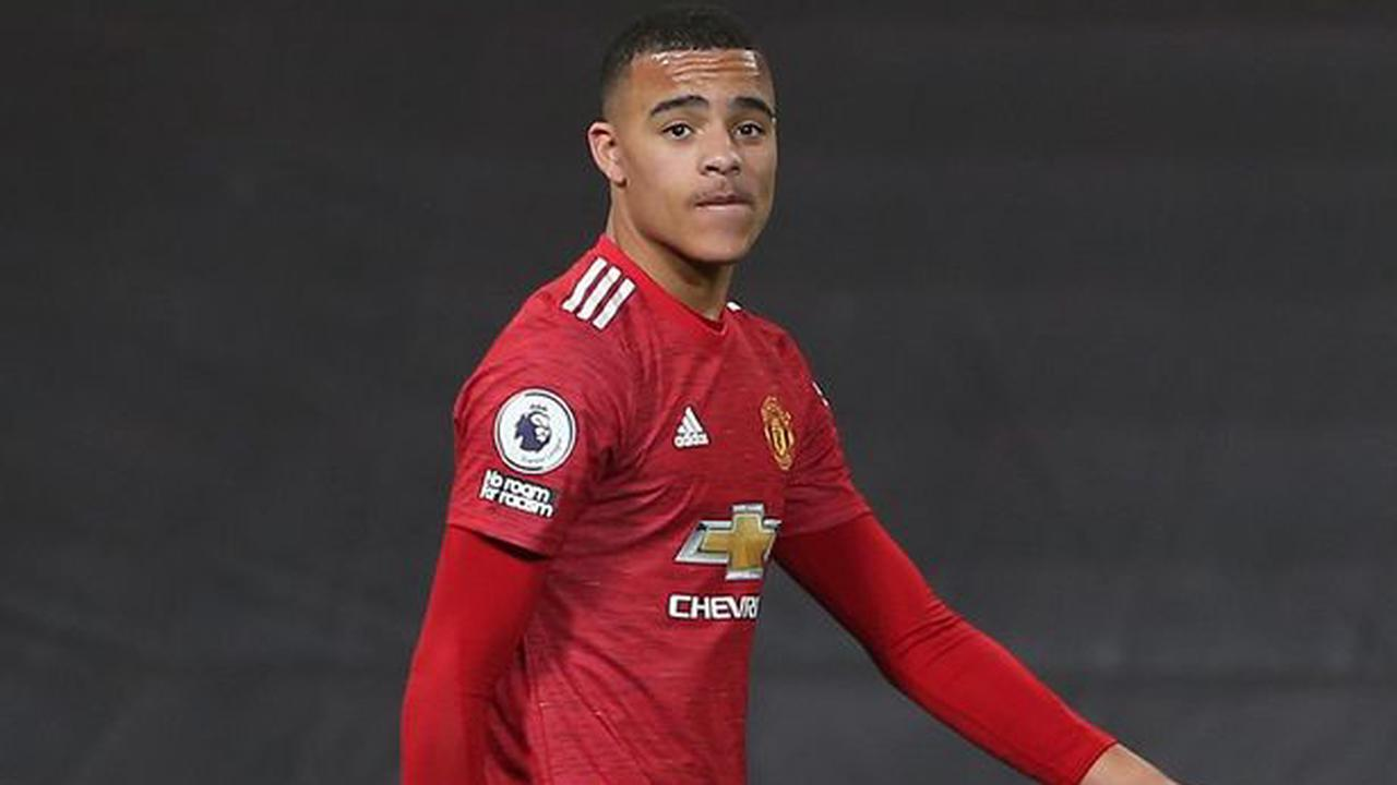 Mason Greenwood is showing Manchester United what he thinks of their interest in Erling Haaland