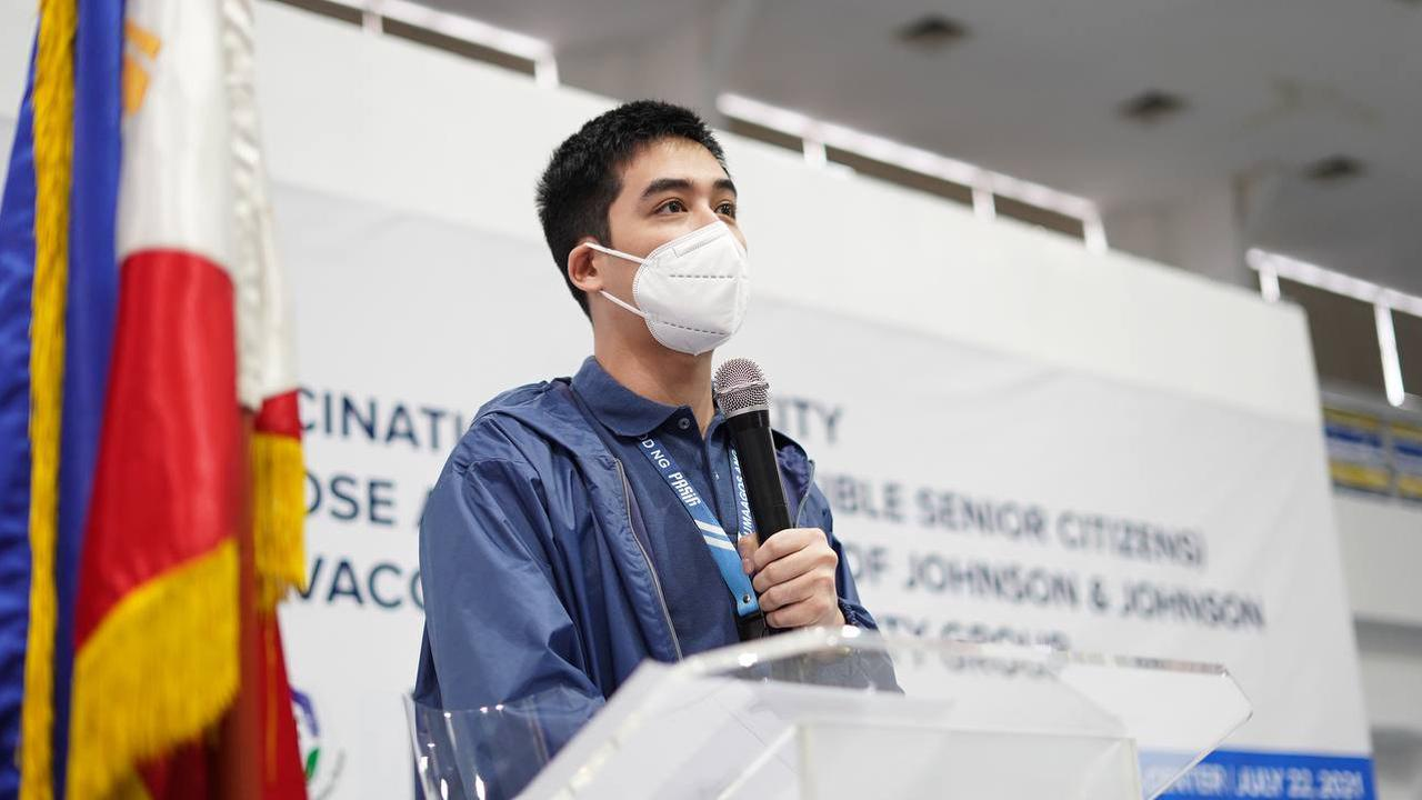 100% of targeted senior citizens in Pasig got first dose of COVID-19 jab — Vico Sotto