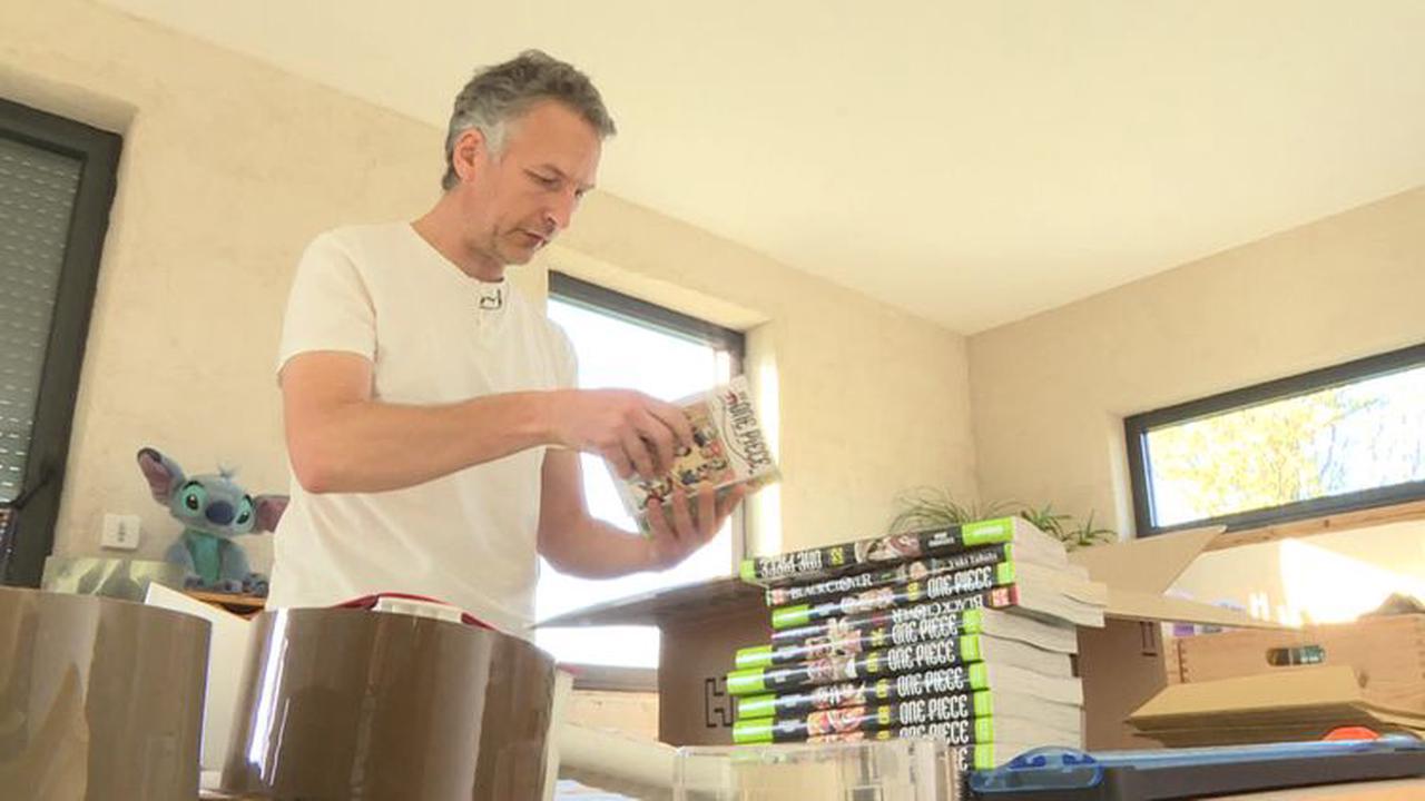 """""""Abo Manga"""", le premier service d'abonnement en France pour les accros de la BD japonaise"""