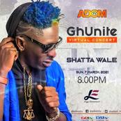 Shatta Wale Not Happy with Adom TV because of this Thing that They have Done