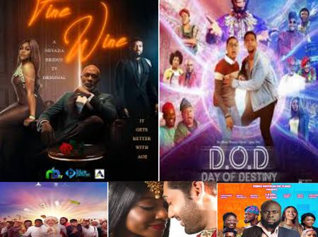 List of Nollywood Movies Released In 2021 To Watch