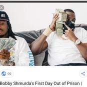 Famous Singer released from prison.