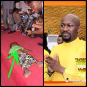 Apostle Johnson Suleman Really Raised A Dead Child Live On Camera - Here Is The Proff