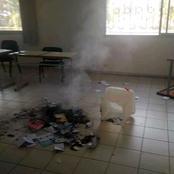 Législatives 2021 : Des urnes brûlées à Sikensi