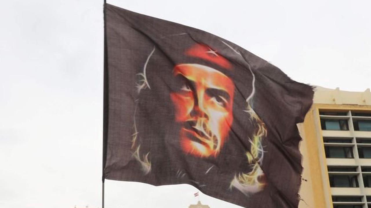 """Plötzlich steht da """"Che Guevara"""""""