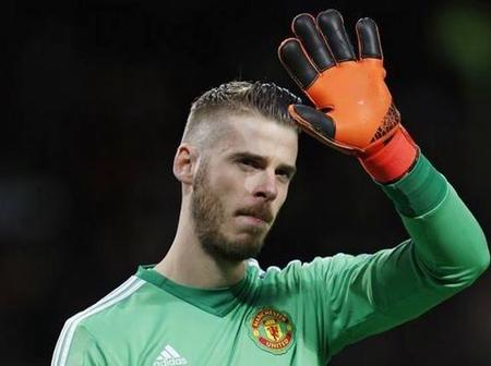 David De Gea Set to Leave Manchester United With This Staggering Amount of Money