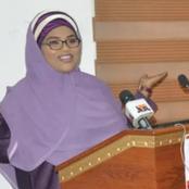 A Woman May Succeed Buhari In 2023 - Zainab Marwa