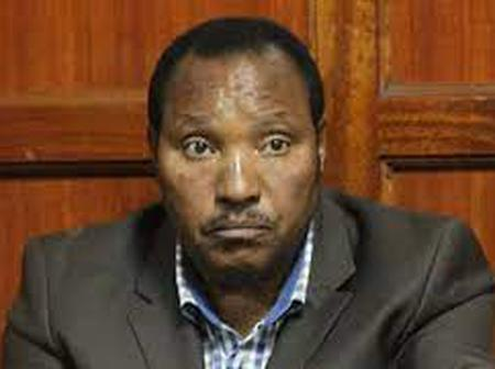 What Waititu Told His Son After he Was Sentenced to 3 Months in Jail For Drunk-driving (VIDEO)