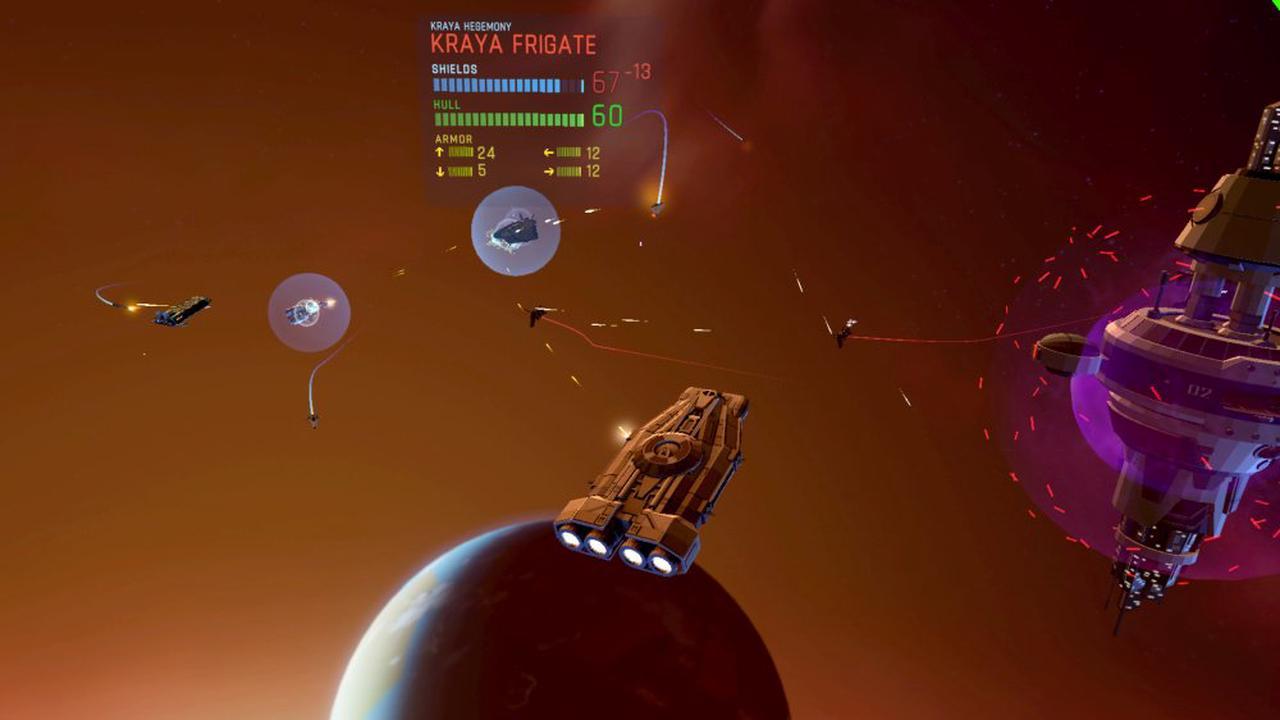 Eternal Starlight Test: Sci-Fi-Mix für die Oculus Quest 2