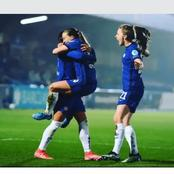 Chelsea Women: Despite With One Player Less, They Still Beat Athletico Madrid 2-0
