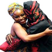 Remember Lady That Sang With 'Lagbaja'?-See Her Real Name And Few Things About Her