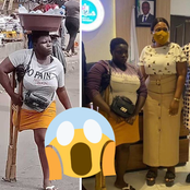 Checkout What Lagos State Government Is Set To Do For The Lady Who Hawk Water Without A Leg