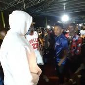Kimekuja Ku Interrupt Show Yangu! Eric Omondi In Tension As Khaligraph Jones Shows Up At His Show