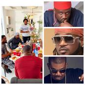 Don Jazzy, Rudeboy, Jude and Others Gather At The