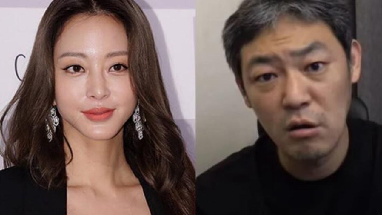 """Le """"Garo Sero Institute"""" accuse l'actrice Han Ye Seul d'être une ancienne prostituée"""