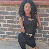 [Photos] Meet The Pregnant Zimbabwean Motivational Speaker Who Was Born Without Limb
