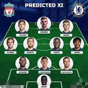 How Chelsea Could Lineup In Tonight's Premier League Match Against Liverpool