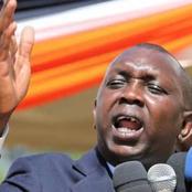 Oscar Sudi Reacts To Stabbing Of Man In Matungu